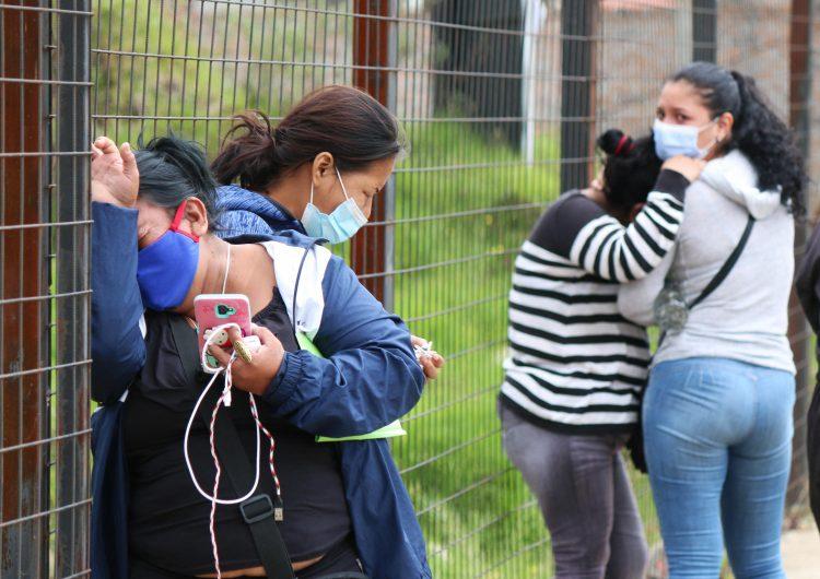 Ecuador declara estado de excepción tras motín en prisión que dejó 116 muertos