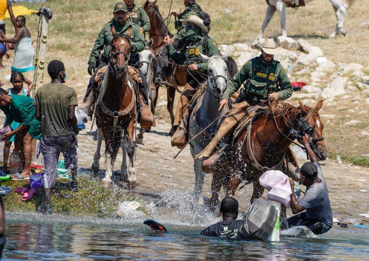 'Maltratos a migrantes no reflejan lo que es EU', dice el secretario de Seguridad Nacional