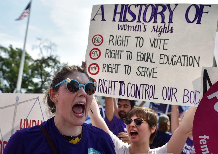 EU: Corte Suprema se niega a bloquear ley de Texas que prohíbe el aborto después de 6 semanas
