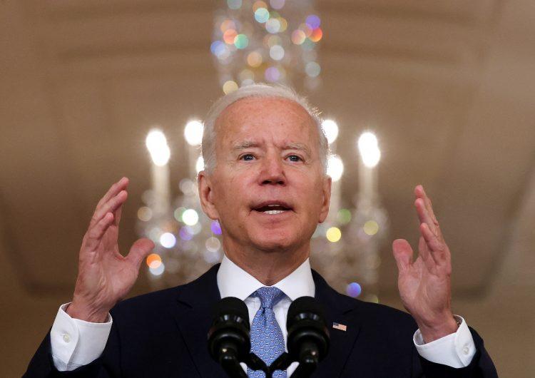 EU: Ley de aborto en Texas 'viola descaradamente' los derechos estadounidenses, afirma Biden