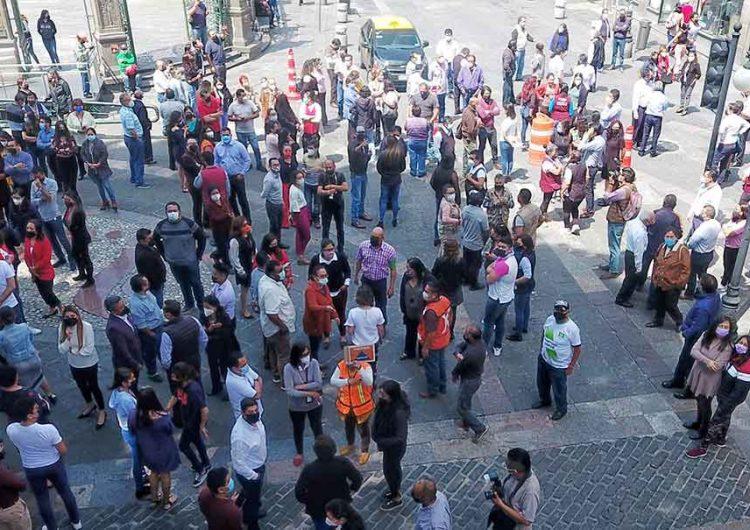 19S. Puebla listo para simulacro por sismo el domingo