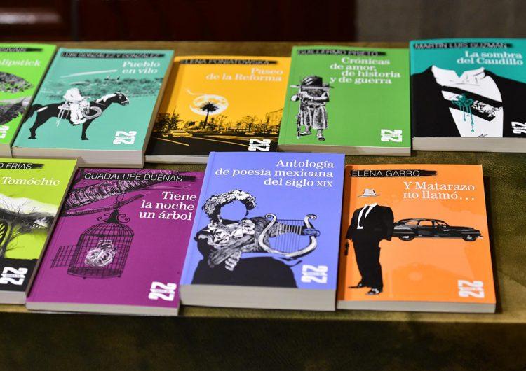 21 para el 21, el impulso a la lectura más grande en América Latina: Taibo II