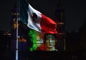 Así se conmemoran 211 años de la Independencia de México