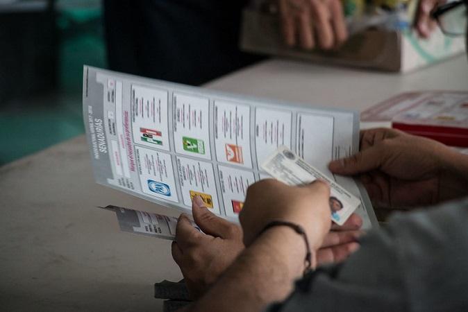 Siete partidos políticos aparecerán en la boleta de elección a gobernador en 2022