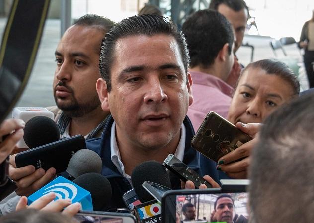 Gustavo Báez no buscará reelección como presidente del PAN en Aguascalientes