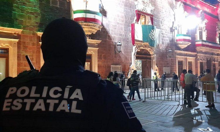 Concluyen con saldo blanco festejos por fiestas patrias en Aguascalientes