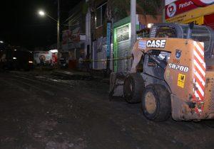 Atiende municipio de Aguascalientes desperfectos causados por la lluvia en VNSA