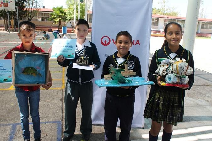 Veolia Aguascalientes invita a niñas y niños a ser embajadores ambientales