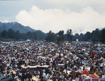 'Yo estuve en Avándaro', una obra que transporta al épico festival de rock en México