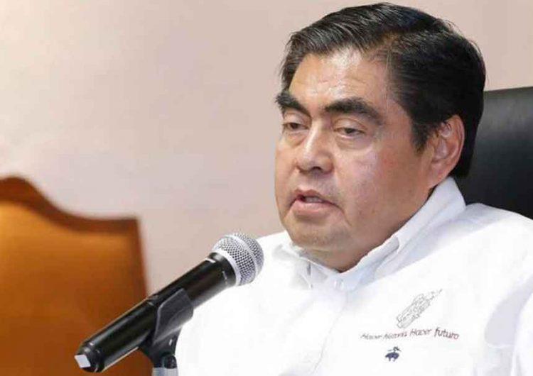 Barbosa: si Armenta y Mier Velasco quieren gobernar Puebla deben comenzar a limpiar sus expedientes