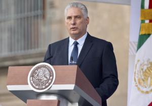Mientras Europa exige sanciones contra Cuba, Díaz-Canel es invitado de honor en México