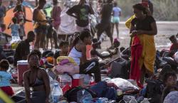López Obrador exige a EU resolver crisis migratoria; 'basta de…
