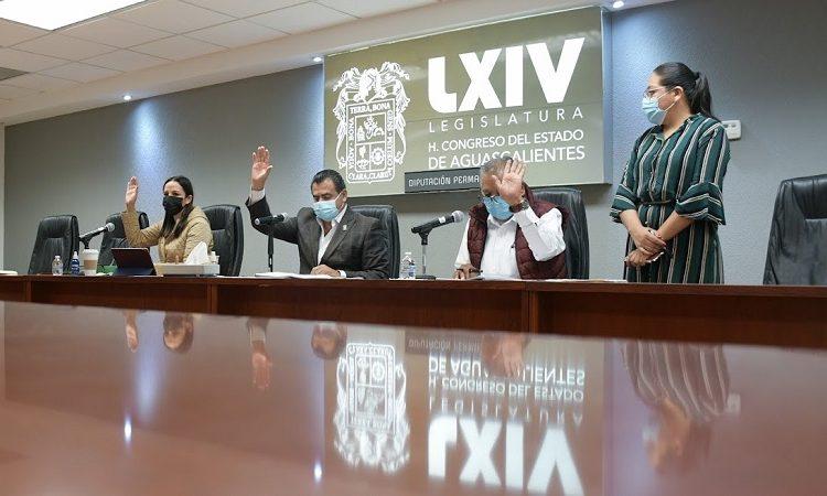 Otorgará Congreso del Estado preseas a personajeas destacados de Aguascalientes