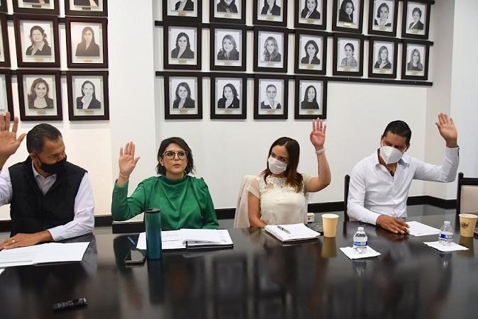 Inician actividades comisiones de Medio Ambiente y Salud en el Congreso Estatal