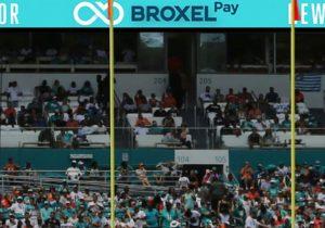 Broxel brindará tarjeta de pago oficial a un equipo de la NFL