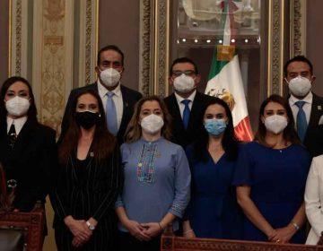 El GLPAN Puebla se compromete al parlamento abierto y ciudadanizar el Congreso: Eduardo Alcántara