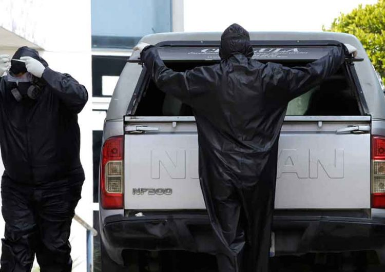 En 24 horas 262 nuevos infectados y 18 muertos por Covid en Puebla