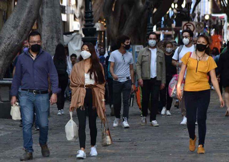 En 24 horas, 319 nuevos infectados de Covid en Puebla