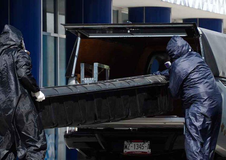 En 24 horas se registran 413 nuevos infectados y 18 muertos Covid en Puebla