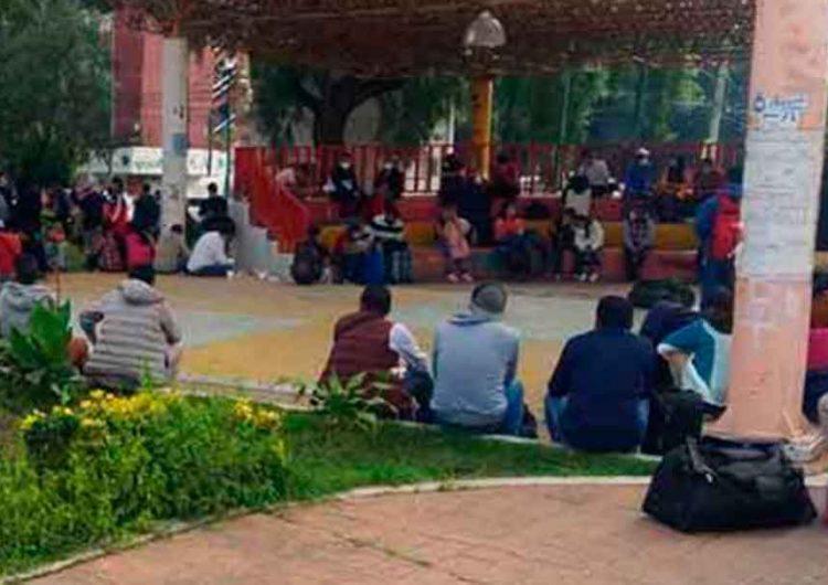 En Puebla cero tolerancia a criminales que defraudan y trafican a migrantes