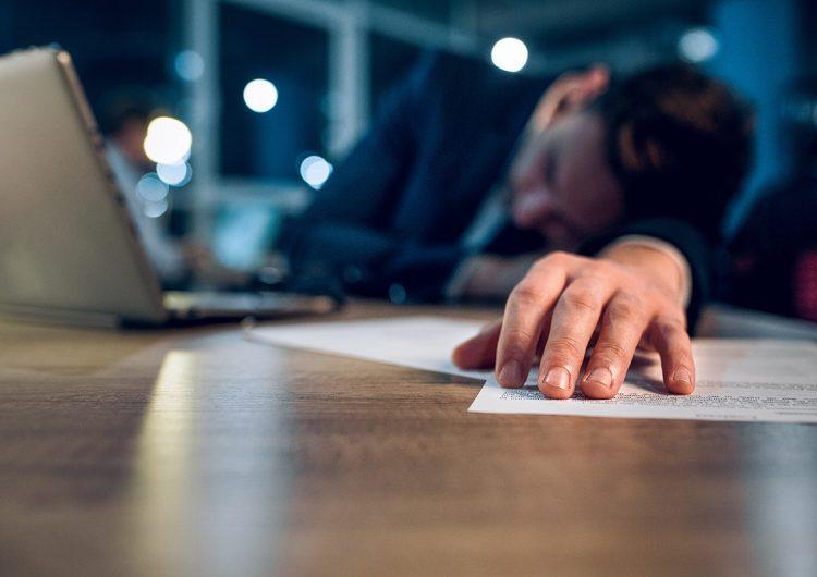 El líder con exceso de trabajo debe descansar