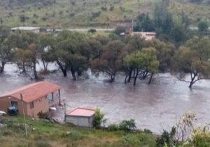 Despliega Protección Civil operativo tras aumento de cauce del río San Pedro