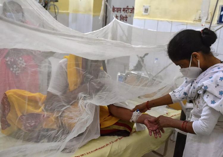 Misteriosa enfermedad mantiene hospitalizadas a más de 400 personas; 60 han muerto