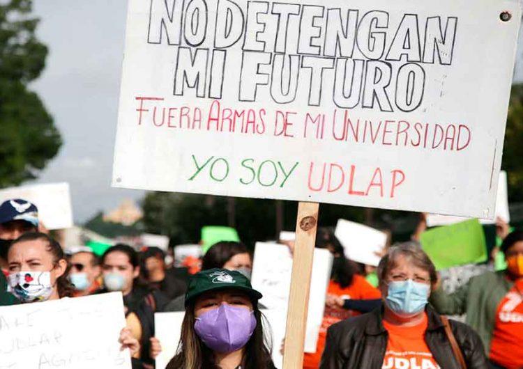 Fundación Jenkins reiteró afectaciones a universitarios UDLAP por acciones de patronato espurio