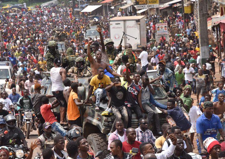 Militares intentan tranquilizar a ciudadanos e inversores tras golpe de Estado en Guinea
