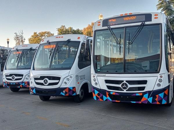 Publican convocatoria para subsidios a permisionarios de camiones urbanos