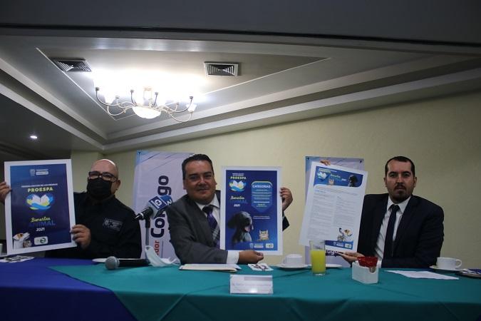 Entregará PROESPA premios al bienestar animal en Aguascalientes