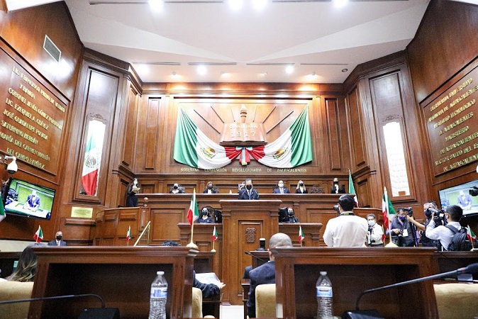 Entró en funciones la LXV Legislatura en Aguascalientes