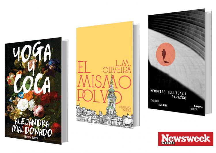 Alejandra Maldonado, L. M. Oliveira, Íngrid Solana: tres novelas mexicanas