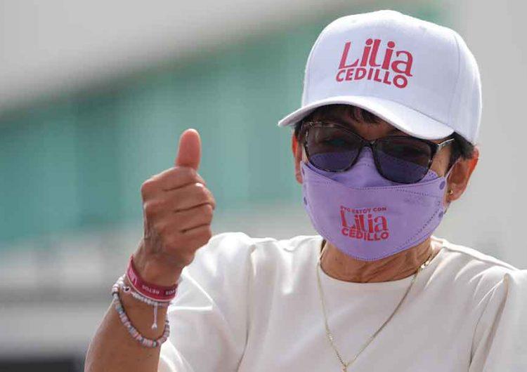 Lilia Cedillo asegura que fue una votación histórica en la BUAP