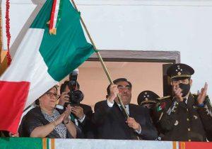 Miguel Barbosa lanza grito de esperanza contra el Covid-19