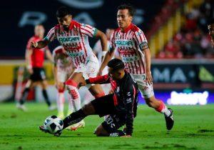 Segunda goleada al hilo para el Necaxa; caen 3-0 frente a Atlas