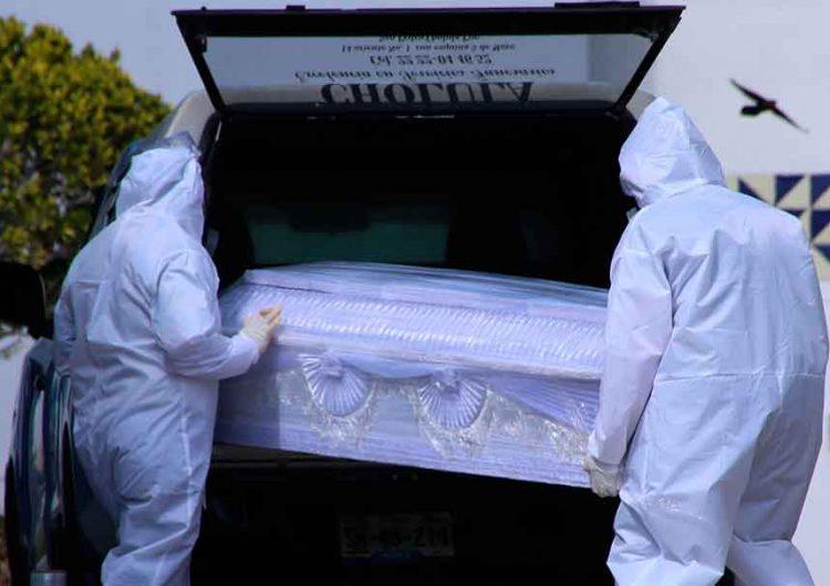 Puebla rompe la barrera de los 14 mil muertos por Covid