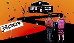 Volver a las aulas: un severo reto para muchos en…