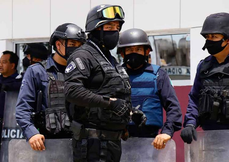 SNTE 23 reprueba desalojo y detención de docentes en la SEP Puebla