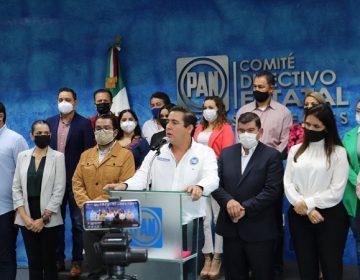 Adán Valdivia será el coordinador de la bancada panista en el Congreso Estatal