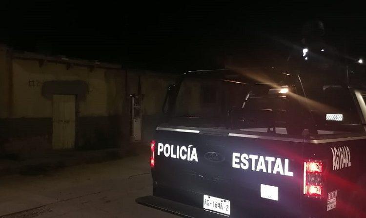 Rescatan policías estatales a mujer y cuatro menores de edad que sufrían violencia intrafamiliar