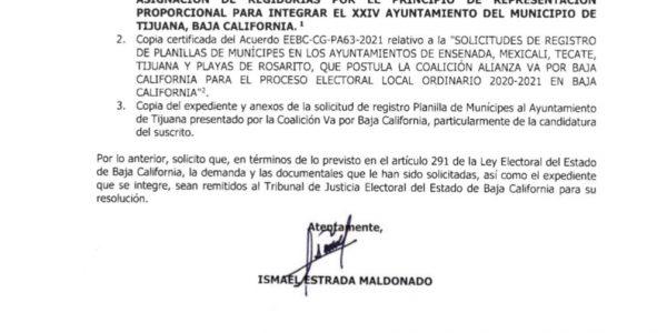 Candidato de la comunidad LGBT impugnan asignación de regidores de Tijuana