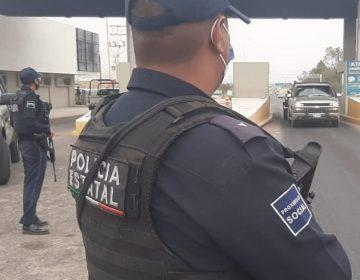 Auxilian policías estatales a familia atacada a balazos en La Chona