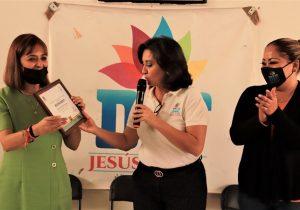Concluye nuevo taller de tanatología en el DIF de Jesús María
