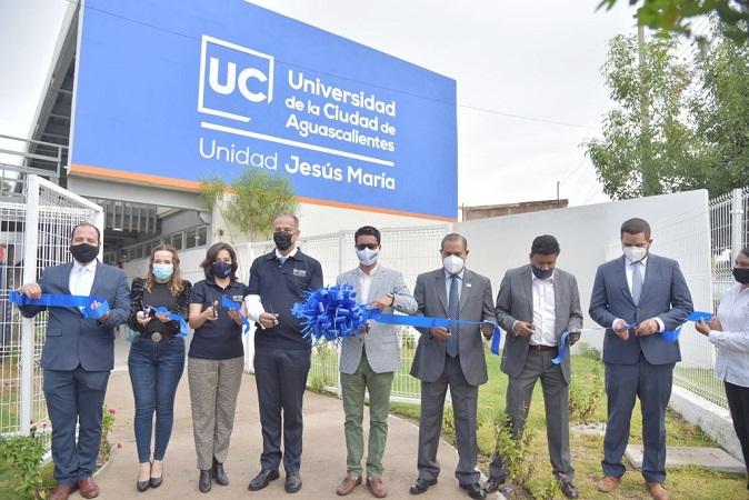 Inician clases en la Universidad de la Ciudad en Jesús María
