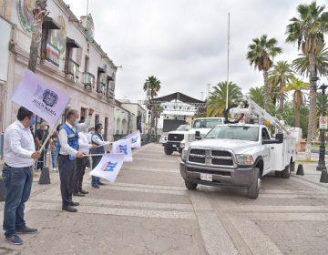 Dotan de nuevos vehículos a la Secretaría de Servicios Públicos de Jesús María
