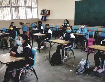 Van 42 casos positivos de Covid-19 en alumnos de educación básica en Aguascalientes