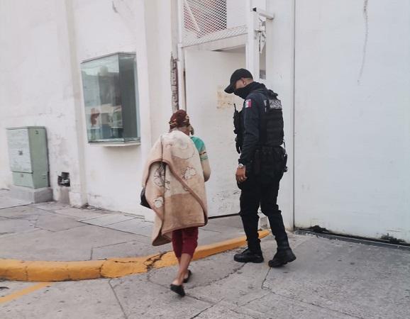 Localizan policías a octagenaria originaria de Honduras que estaba desaparecida en Aguascalientes