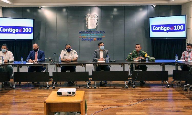 Plantea Gobierno Estatal mando único policial en Aguascalientes