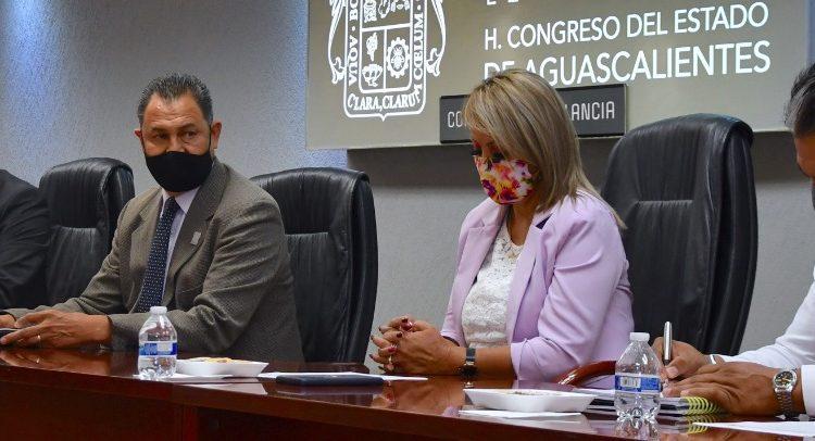 Se instaló la Comisión de Vigilancia en el Congreso de Aguascalientes